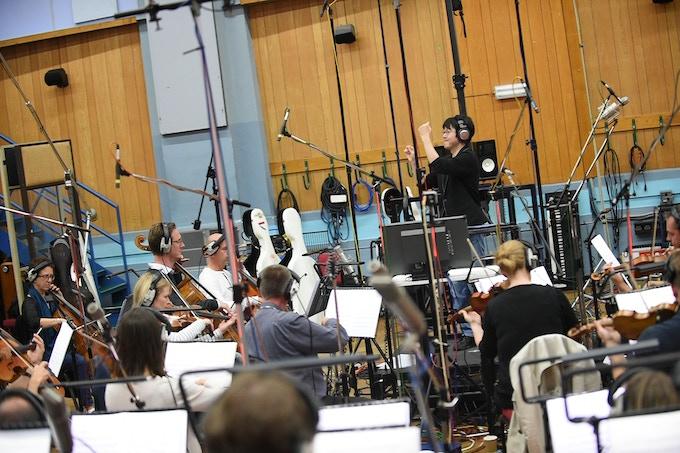 Mr. Sato conducts London Symphony Orchestra