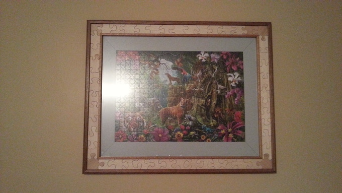 Puzzle Picture Frames By Troy Dugstad Kickstarter