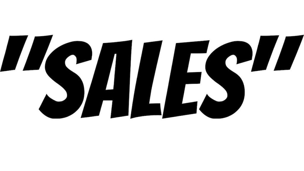 Sales The Series