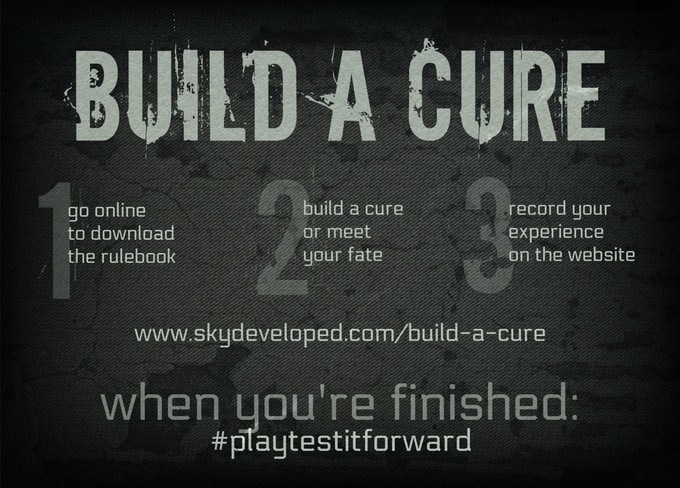 Build A Cure: The Bunker by Paul - Sky Development — Kickstarter