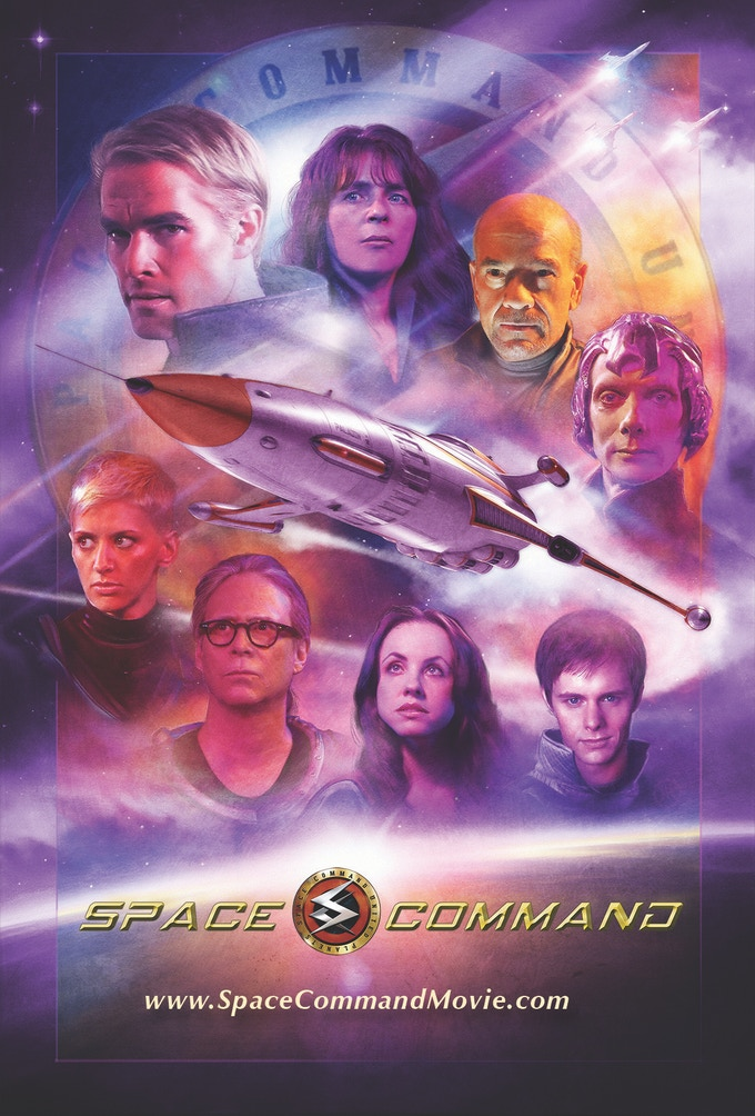 Poster for Space Command: Redemption