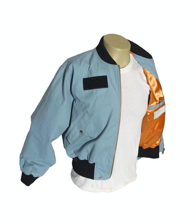 reproduction nasa gemini and apollo astronaut flight jacket by jmt