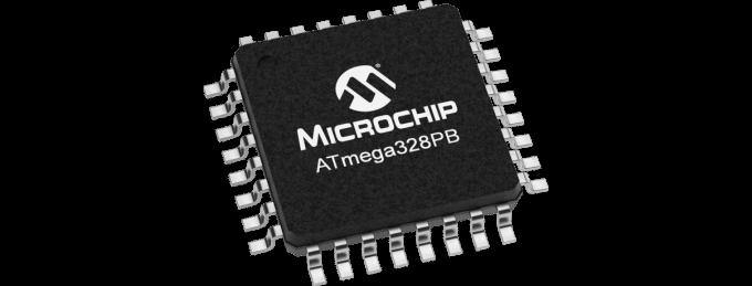 New ATmega328PB MCU - Source: Microchip