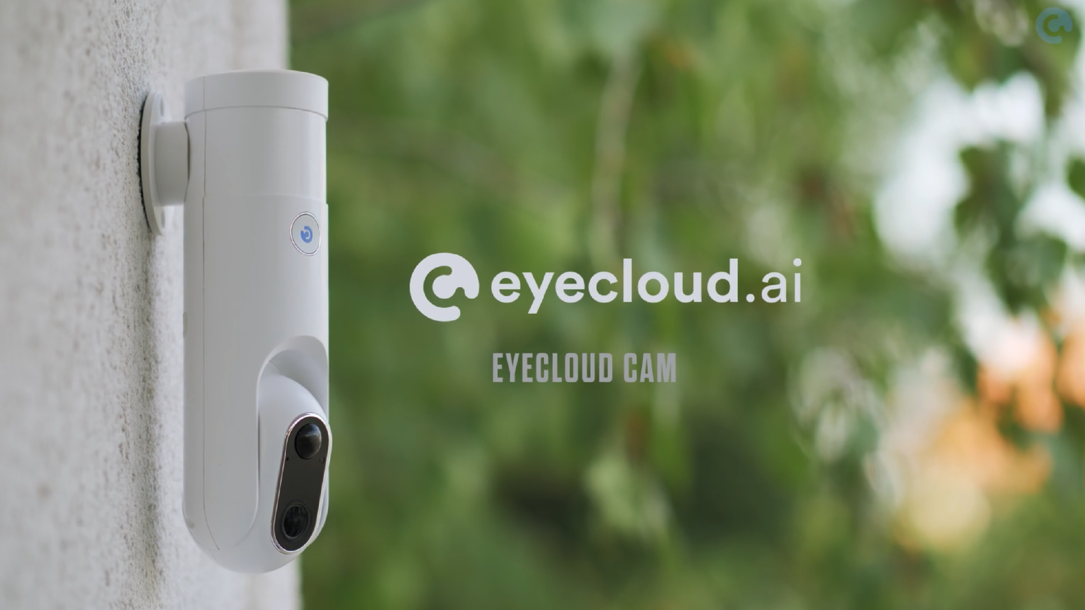 Eyecloud Cam The Smartest Ai Home Security Camera Ever By Q See Wiring Diagram For Embedded Human Face On Device Recognition 100 Cordless Easy