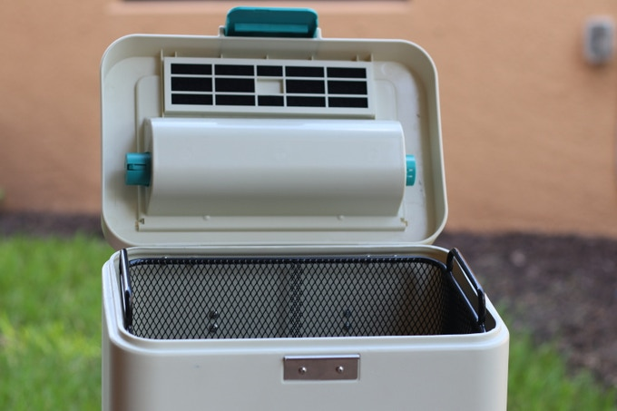 PawPail - Activated Carbon Air Filter