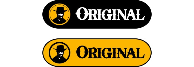"""Original"" Lonerider Spirits Badges"