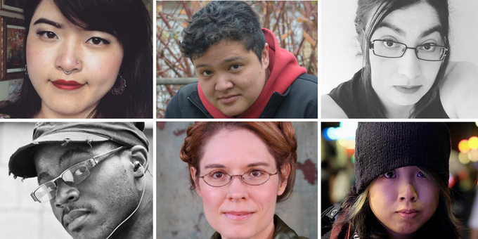 Year 5 Solicited Poets: S. Qiouyi Lu, Nicasio Reed, Leah Bobet, Brandon O'Brien, Beth Cato, Cassandra Khaw