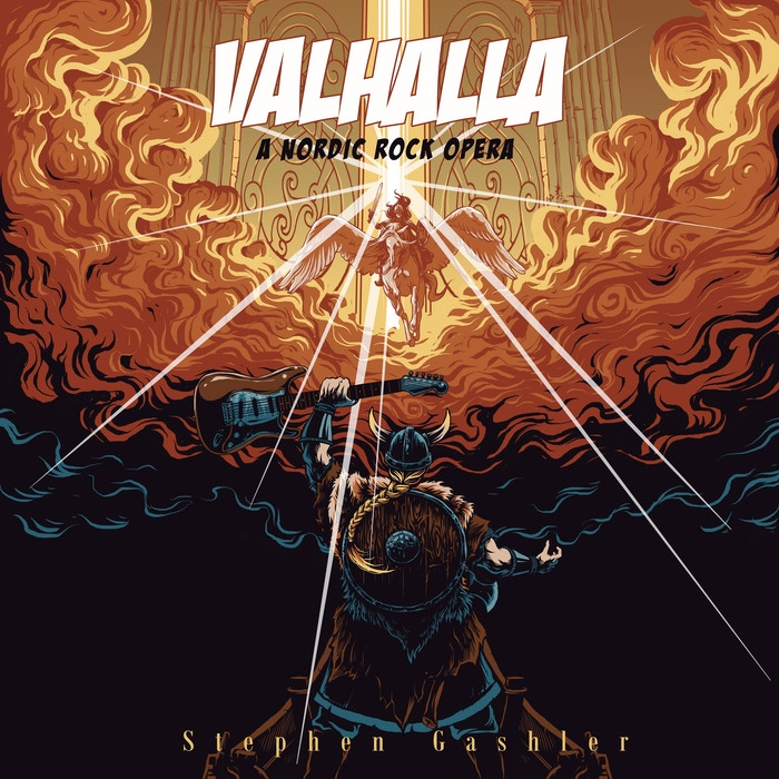 Capturing the magic of Nordic mythology and the epic clashes between Vikings and Christians, brought to life in one rocking album.
