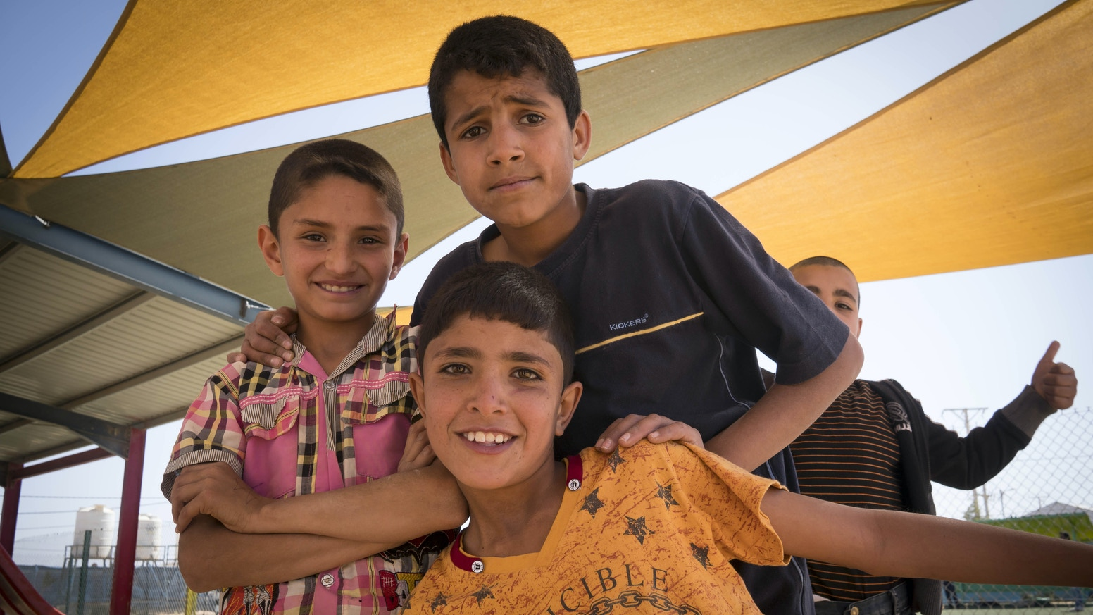 Scientists and humanitarians combine research and compassion to heal Syrian refugee families scarred by the devastating stress of war.