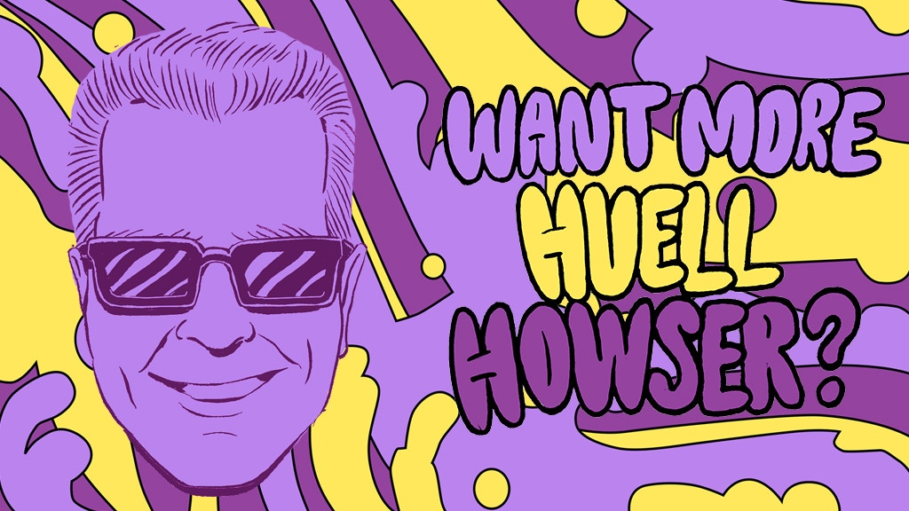 Bring Back Huell's Greatest Hits project video thumbnail