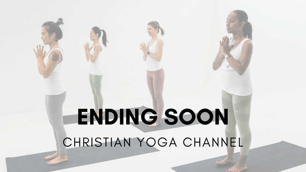 Grace x Strength Christian Yoga Channel project video thumbnail