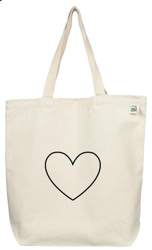 Ellice Ruiz | Sustainability with Heart™ tote