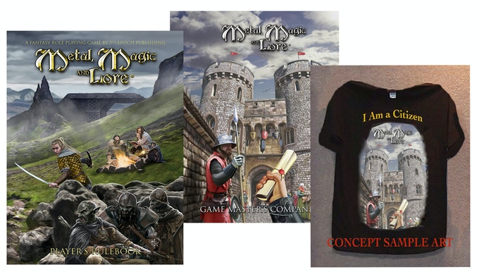 Citizen of the Realm additions