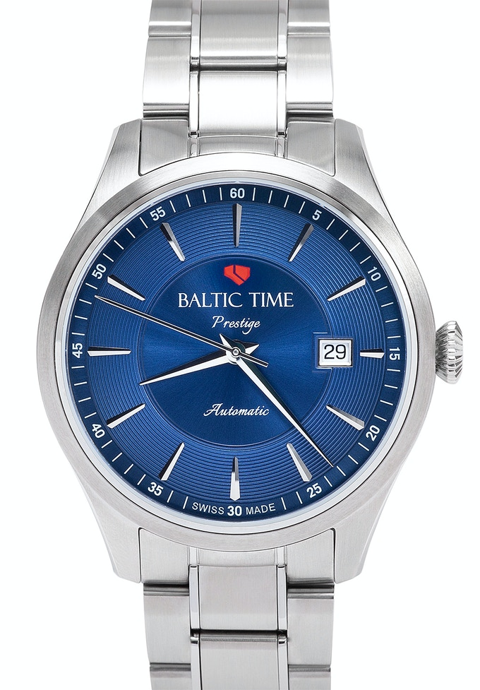 Baltic Time: A prestigious watch at an affordable price