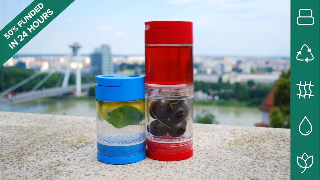 OBO Bottle: Versatile Bottle Kept Sleek And Simple