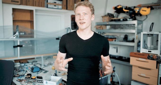 Sebastian Walter, Founder of Spyra