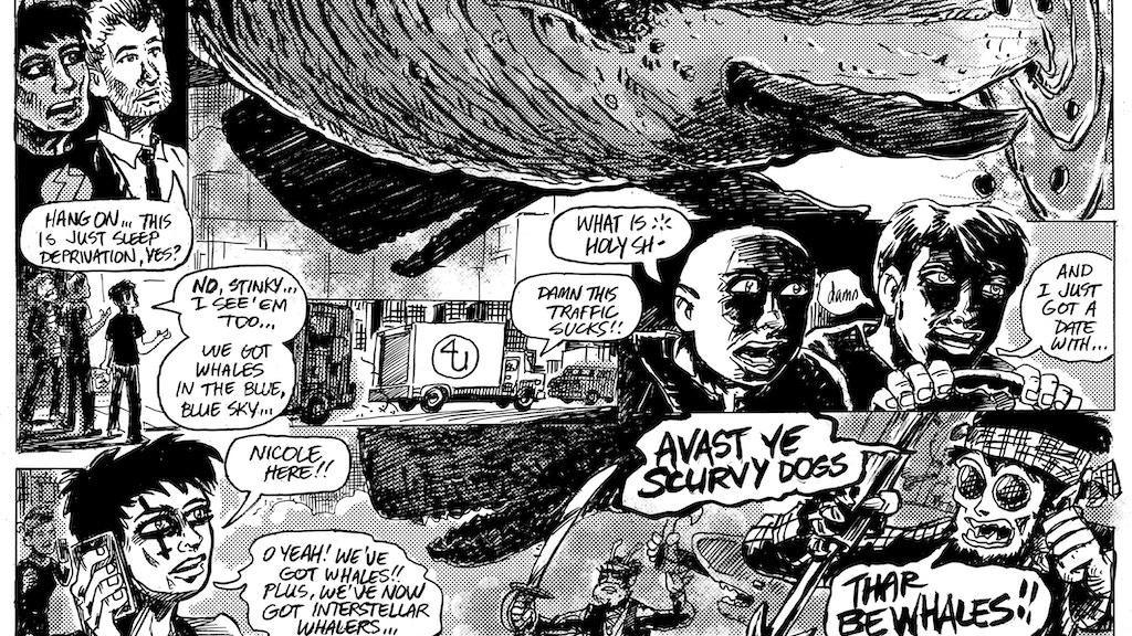 Tic Toc Tom: Temptation webcomic trade paperback project video thumbnail