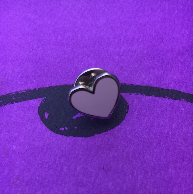 Ellice Ruiz | Sustainability with Heart™ pin