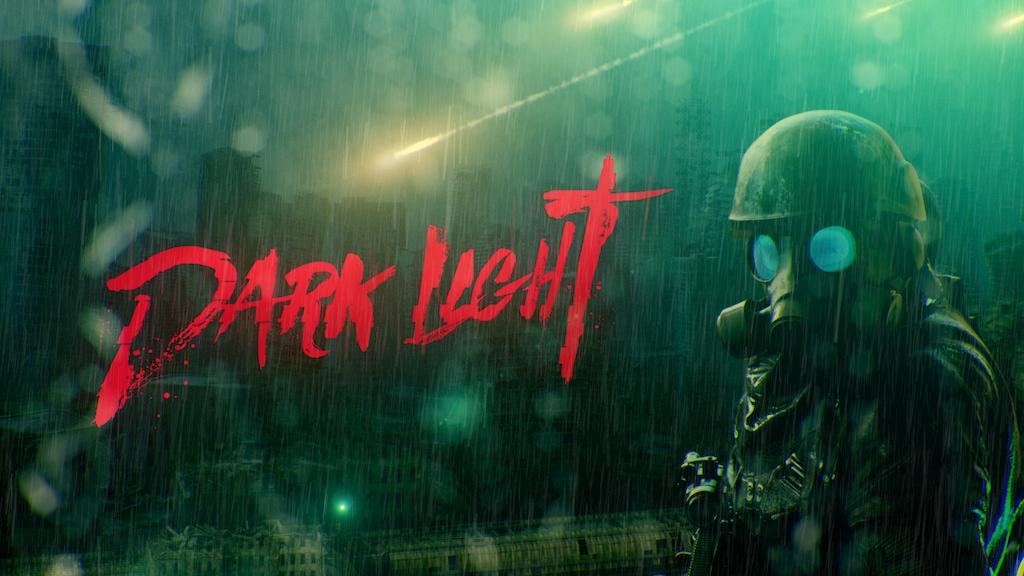 Dark Light: Horror Sci-fi zombie apocalypse game