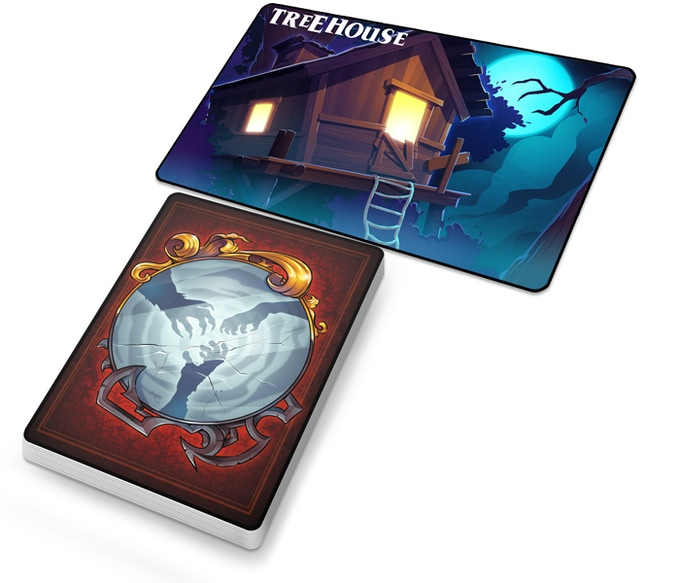 Build your deck to prepare for a fight against the monster