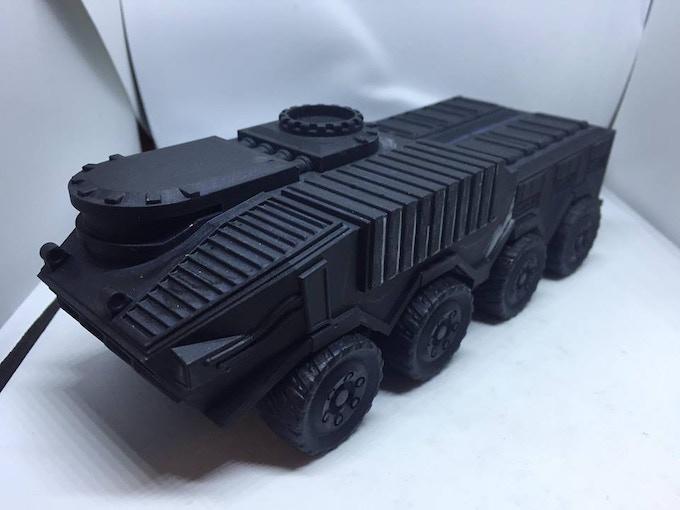 Type 404 De Militarised APC