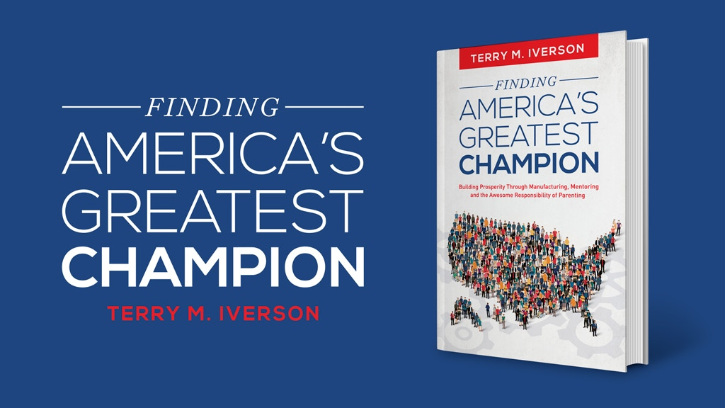 Finding America's Greatest Champion Book project video thumbnail