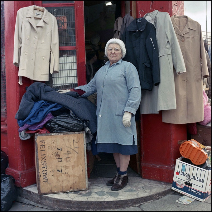 Reward Print #7 Second-hand shop, Everton, 1987