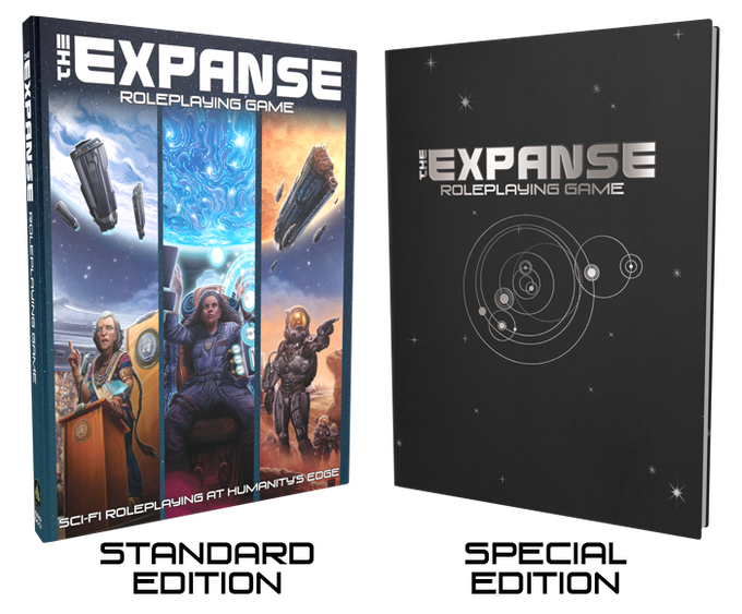 [En Retard] The Expanse JDR – par Green Ronin Publishing – fin le 23 août