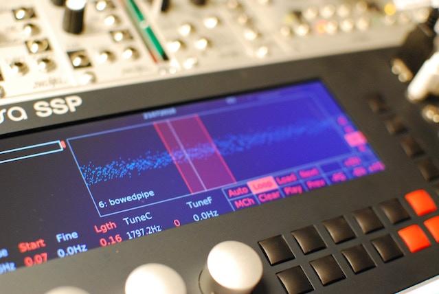Percussa Super Signal Processor Eurorack Module by Bert