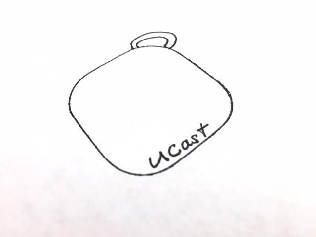 Early Sketch of the uCast