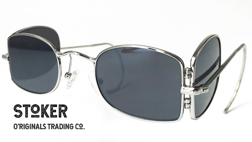 Stokers Sunglasses - Classic Look. Modern Style. project video thumbnail