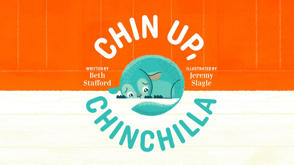 Chin Up, Chinchilla: Children's Book project video thumbnail