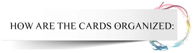 Vectors Organize Magic Description cards and repeat the same Methods on each card.