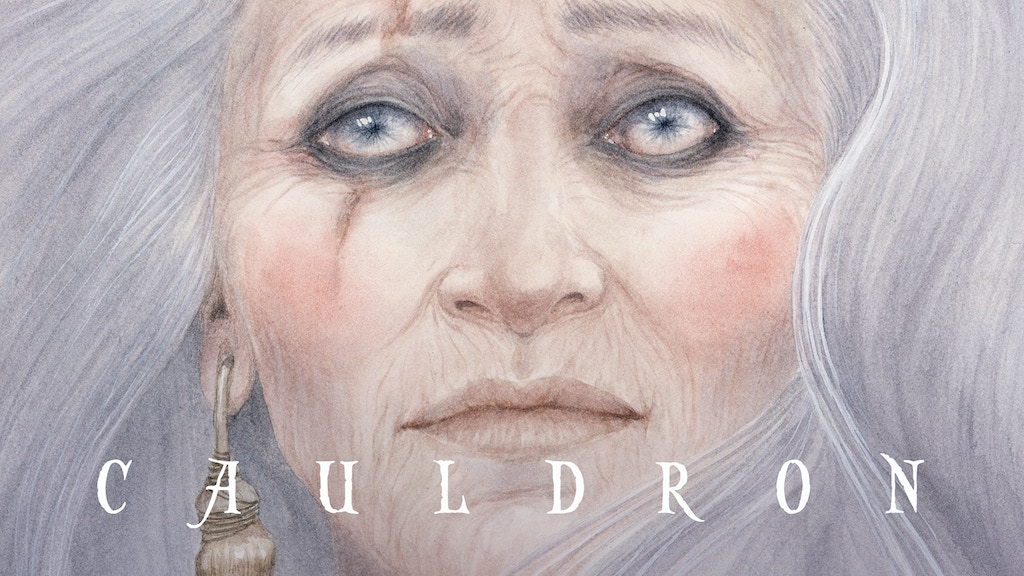 CAULDRON - An Art Book By Emily Hare project video thumbnail