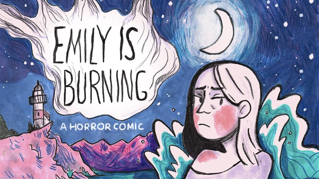 'EMILY IS BURNING'