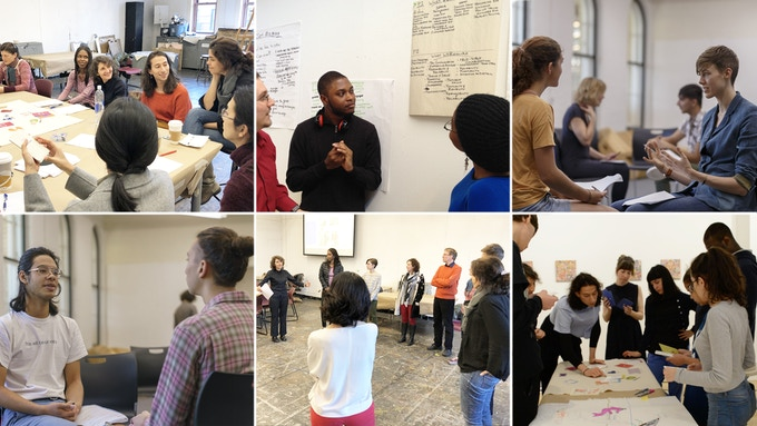 Images from our workshops over the past five years.