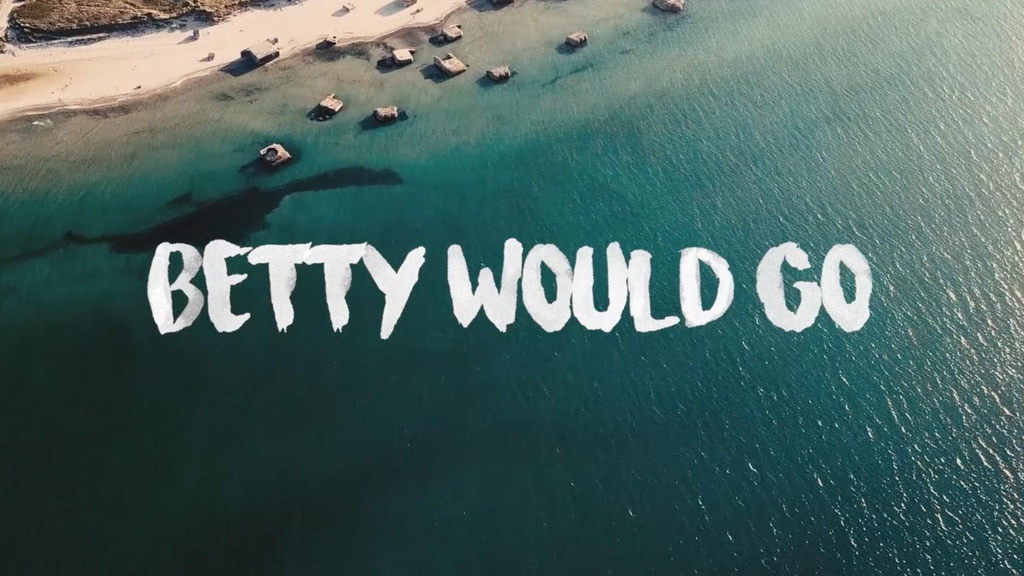 BETTY WOULD GO – a life inspiring documentary project video thumbnail