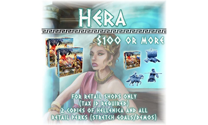 Hellenica: Story of Greece by Mr  B  Games — Kickstarter