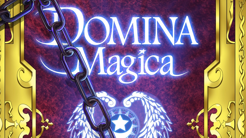 Domina Magica - A Magical Girl RPG project video thumbnail