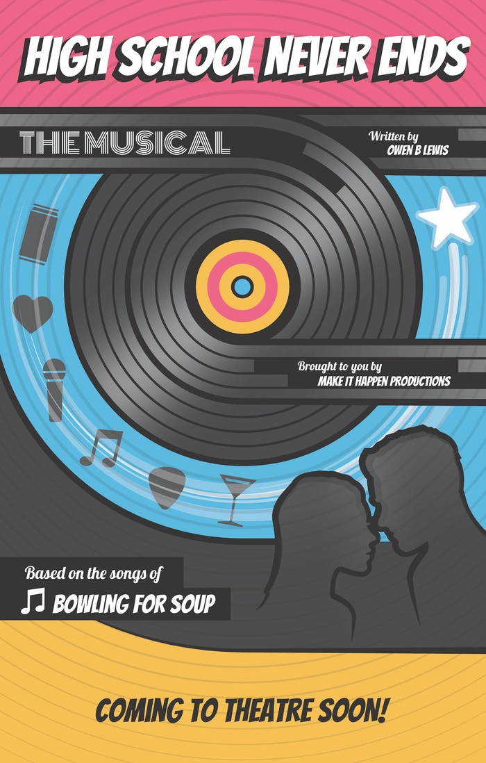 High School Never Ends - Bowling for Soup Jukebox Musical by Owen ...