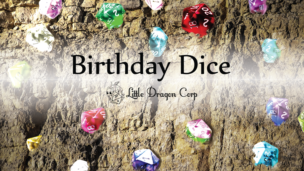 Birthday Gemstone Dice project video thumbnail