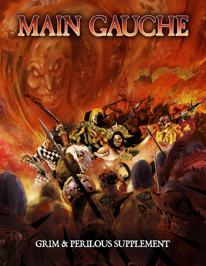 Front cover by Ken Duquet