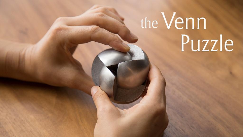 The Venn Puzzle project video thumbnail