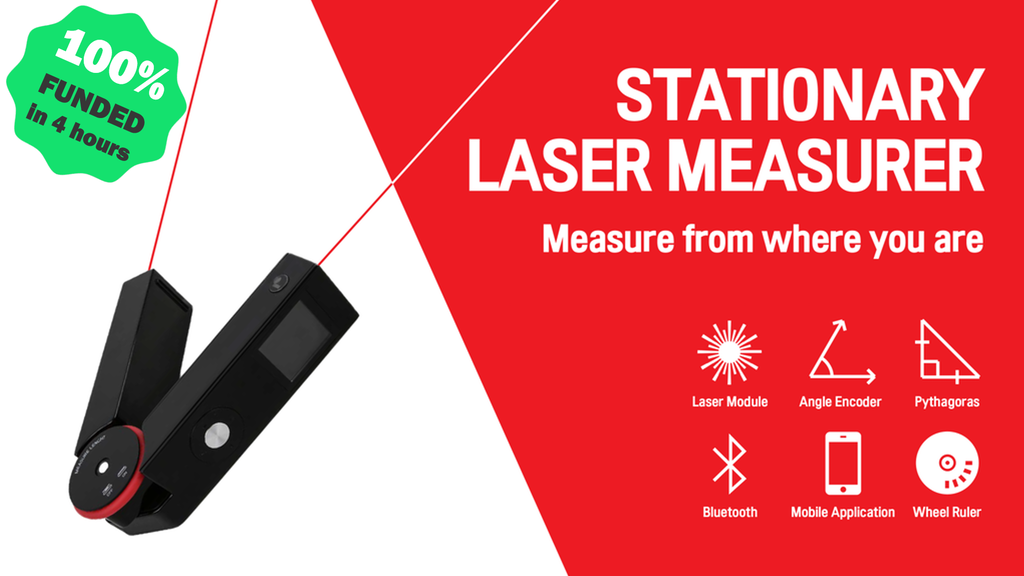 PARA: The Smartest Laser Measurer project video thumbnail