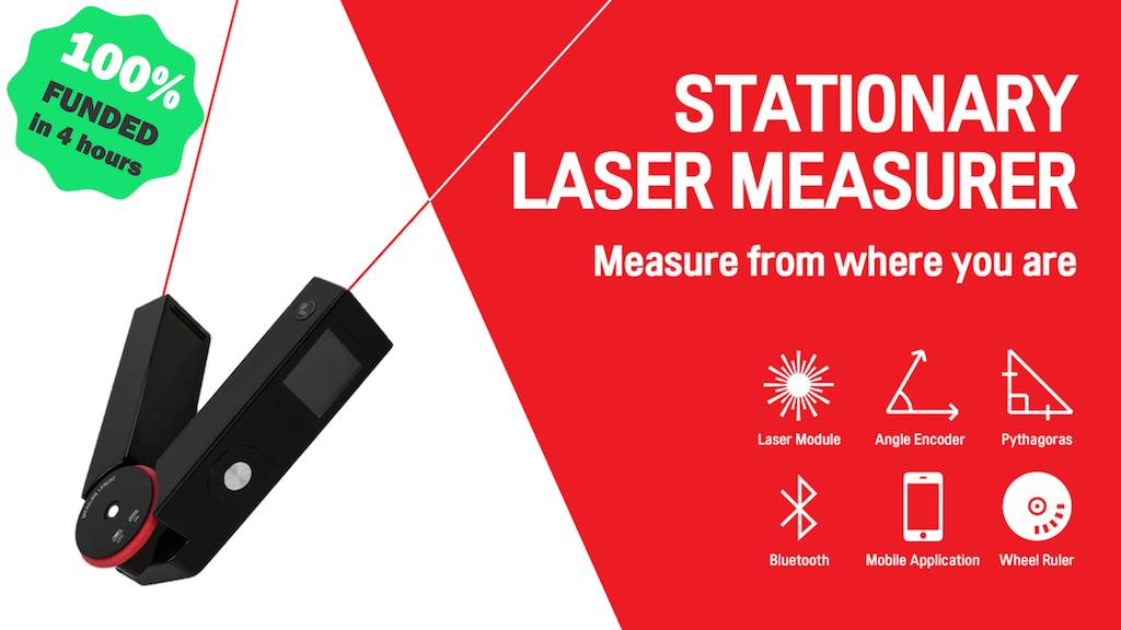 PARA: The Smartest Laser Measurer project video thumbnail