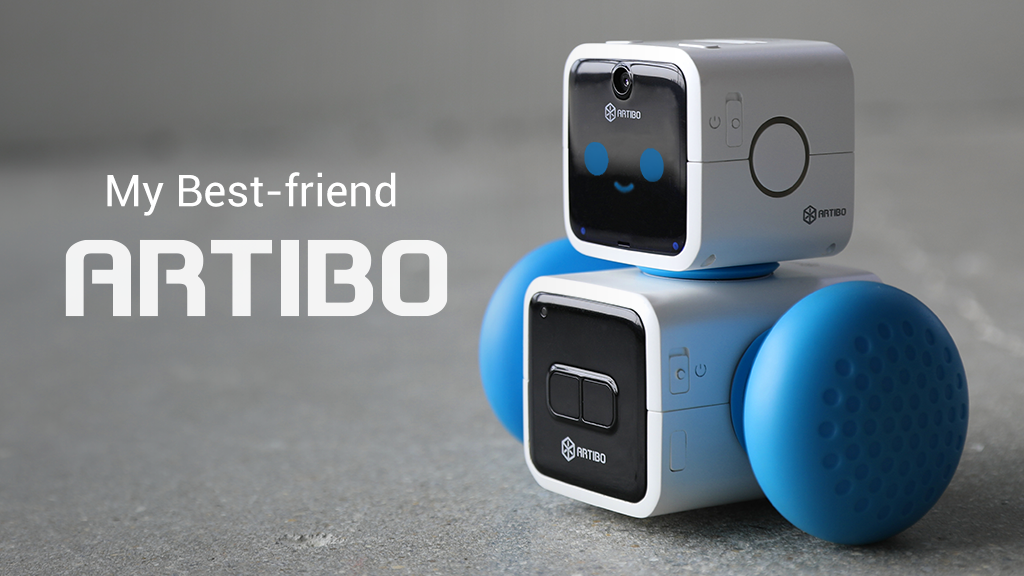 Artibo | The Most Affordable, Compact & Easy To Use AI Robot