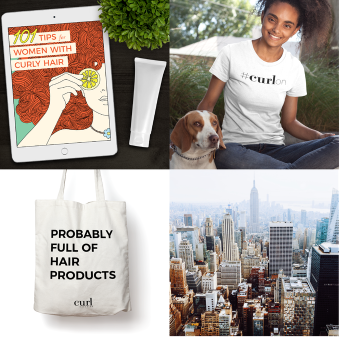 Curl, The Magazine for Curly-Haired Women by Curl magazine