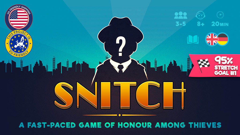 Snitch: A Fast-paced game of honour among thieves project video thumbnail