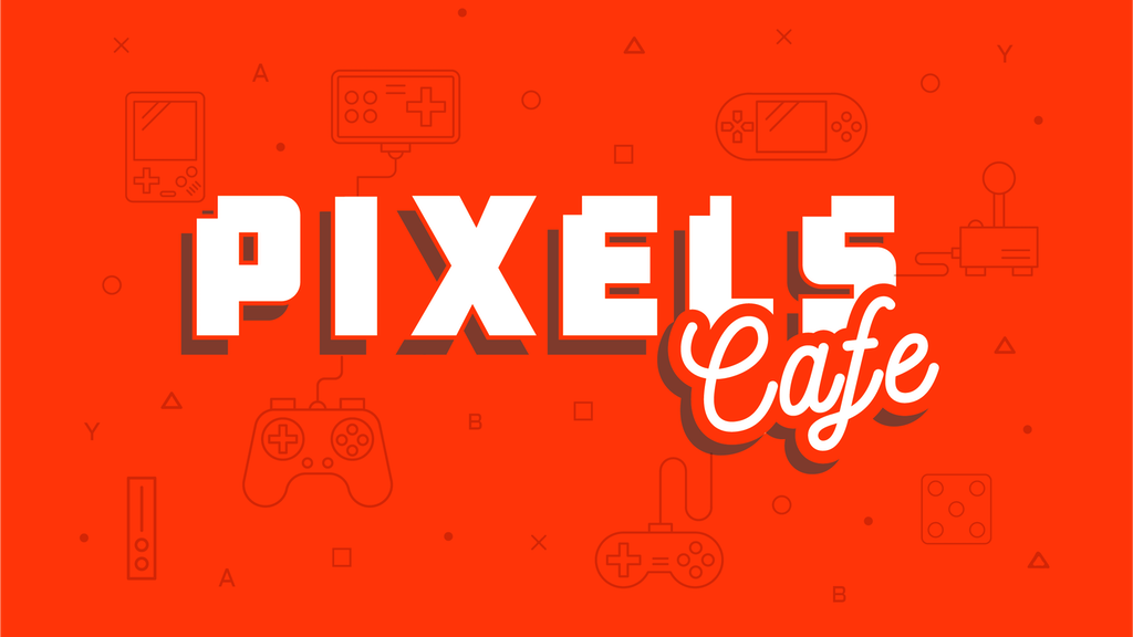 Pixels Cafe - A Cafe for Gamers project video thumbnail