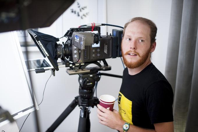Finn Varney - Filmmaker
